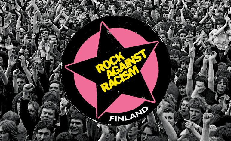 Tiketti Galleria: Rock Against Racism Tickets