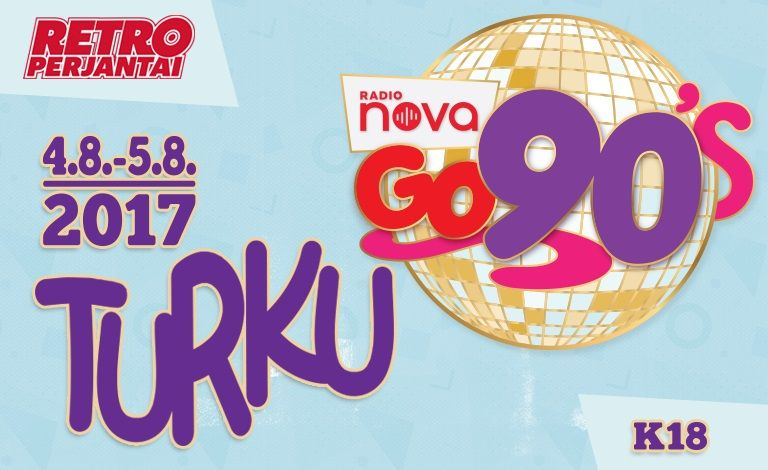 Go 90's - Turku tickets