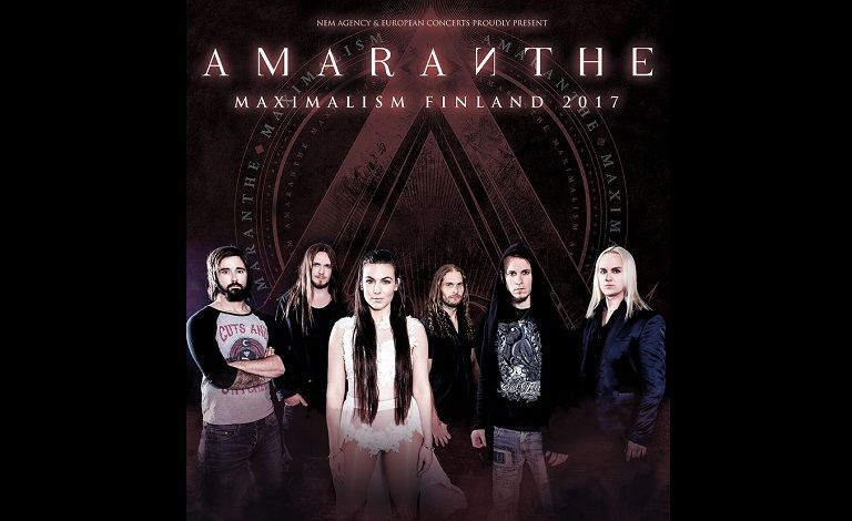Amaranthe (SWE), Blind Channel tickets