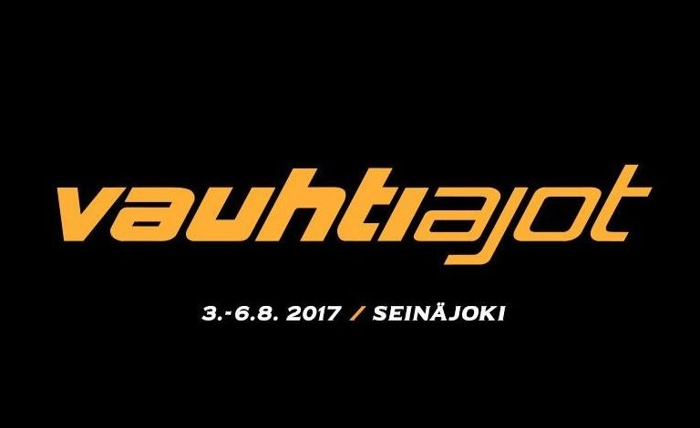 Vauhtiajot Rock & Race Festival 2017 tickets