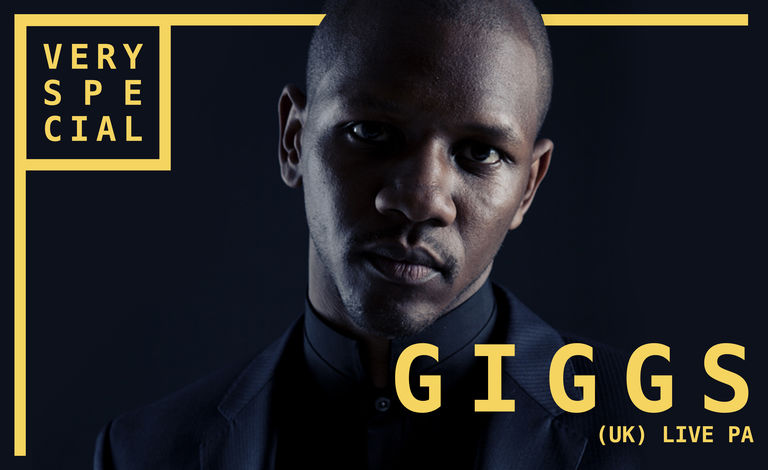 Very Special: Giggs (UK) liput