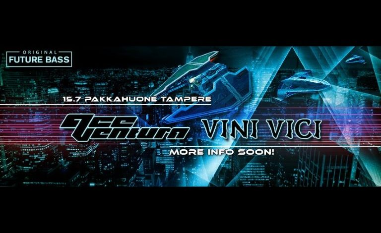 Future Bass presents: Ace Ventura, Vini Vici Liput