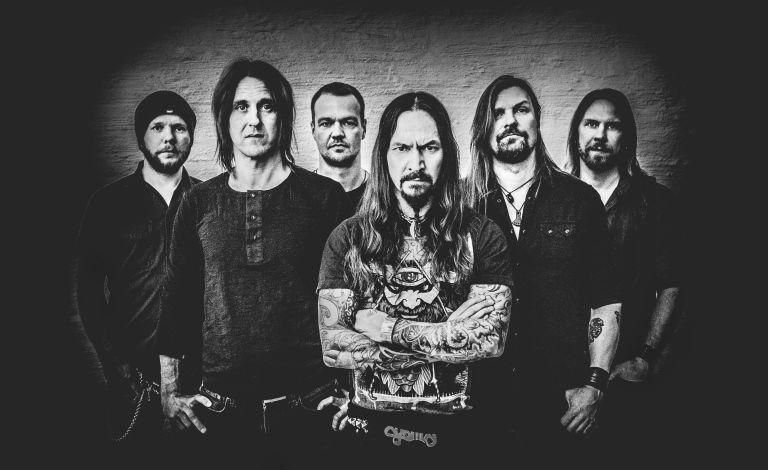 Amorphis - Under The Red Cloud Tour 2017 tickets