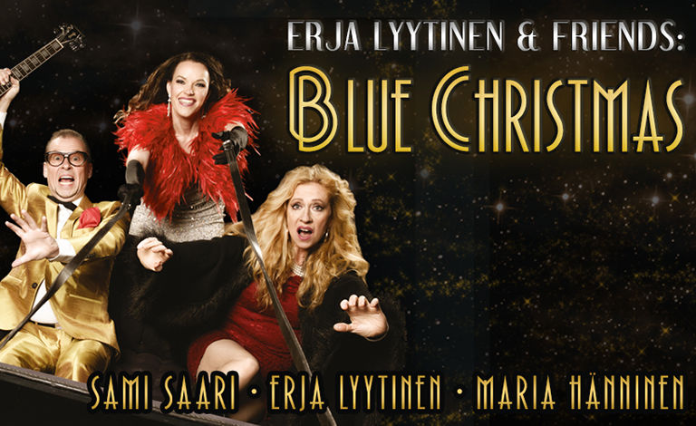 Erja Lyytinen & Friends: Blue Christmas liput