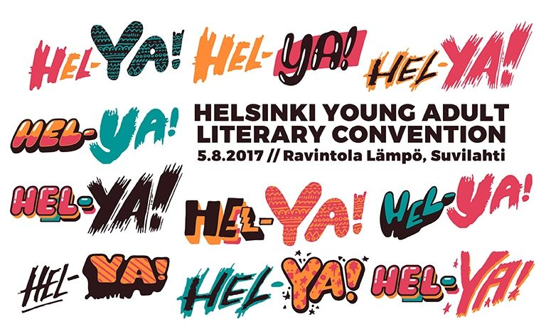Hel-YA!: Helsinki Young Adult Literary Convention liput