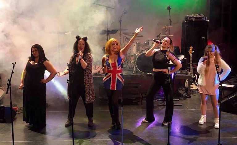 Spice Up Your Life! Tribute to Spice Girls Biljetter
