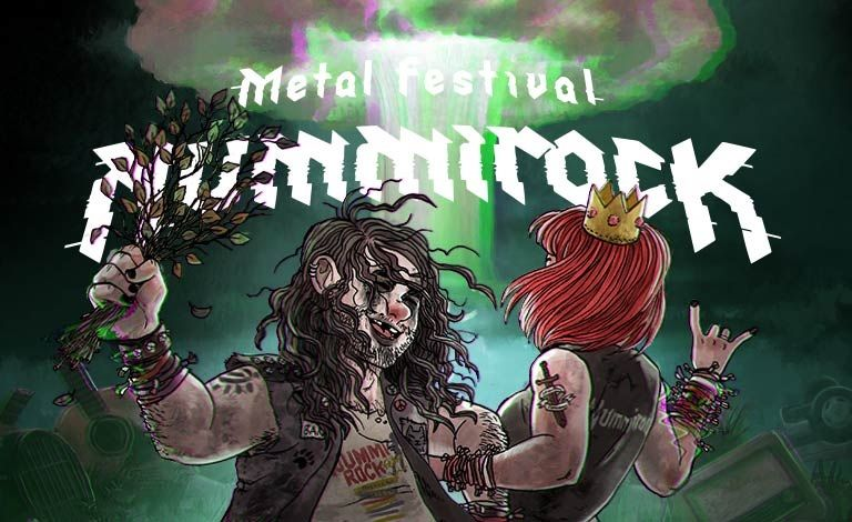 Nummirock 2018 tickets