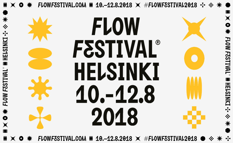 Flow Festival 2018 Tickets