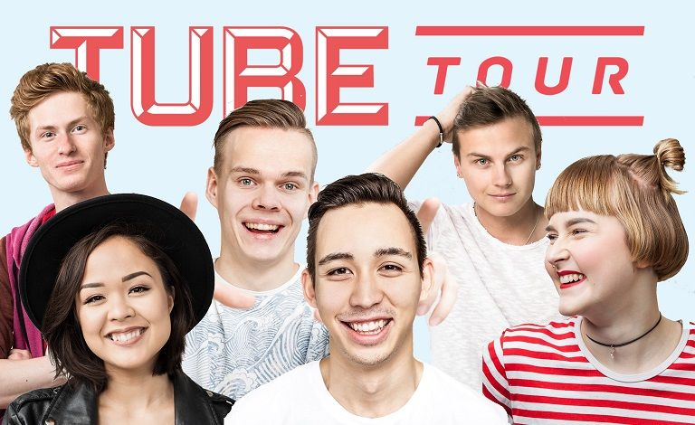 TubeTour 2018 Tickets