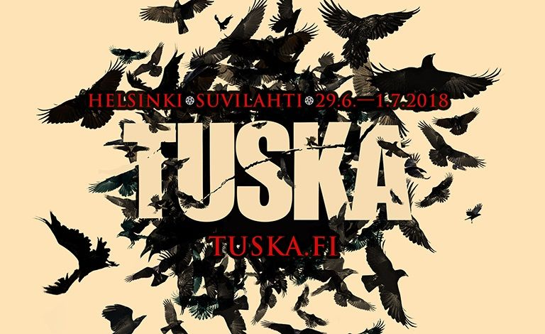 Tuska Open Air Metal Festival 2018 Tickets