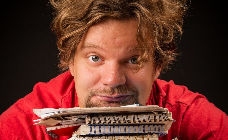 Secret Comedy Club: Ismo Leikola in English Liput