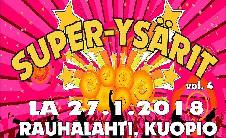 Super-Ysärit vol.4: Paradisio, Modern Talking Reloaded, Waldo`s People, Osmos Cosmos goes Disco Show Liput