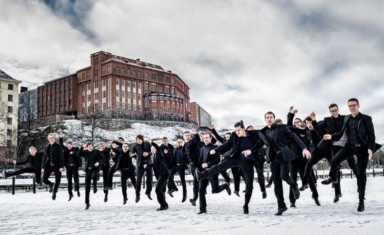 Mieskuoro Euga: Hankien kätkemää -joulukonsertti - liput - Olaus Petrin kirkko, Helsinki - 15.12 ...