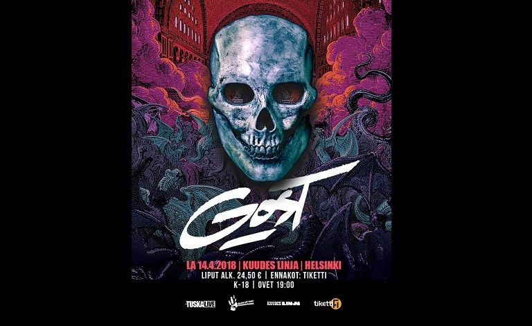 GosT (USA) Tickets