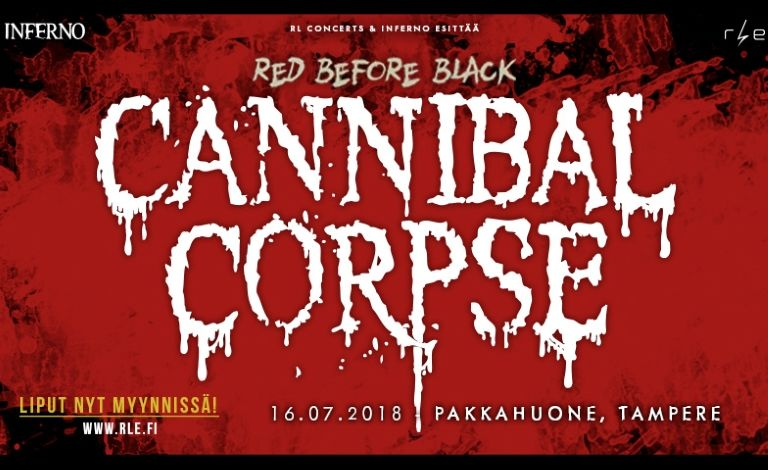 Cannibal Corpse (USA) Liput