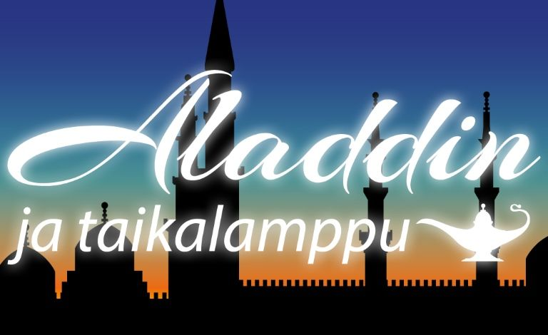 Aladdin Ja Taikalamppu