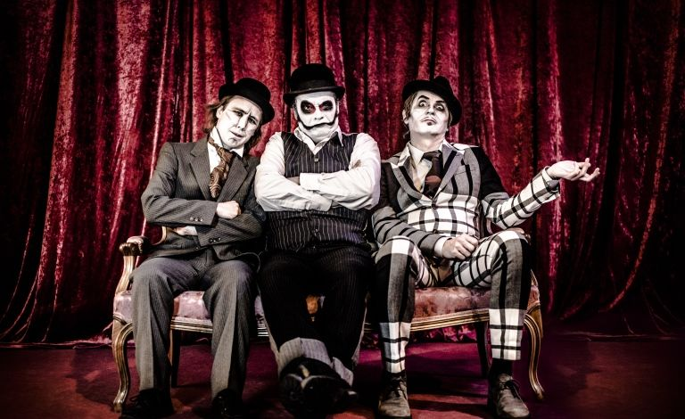 The Tiger Lillies (UK) Liput