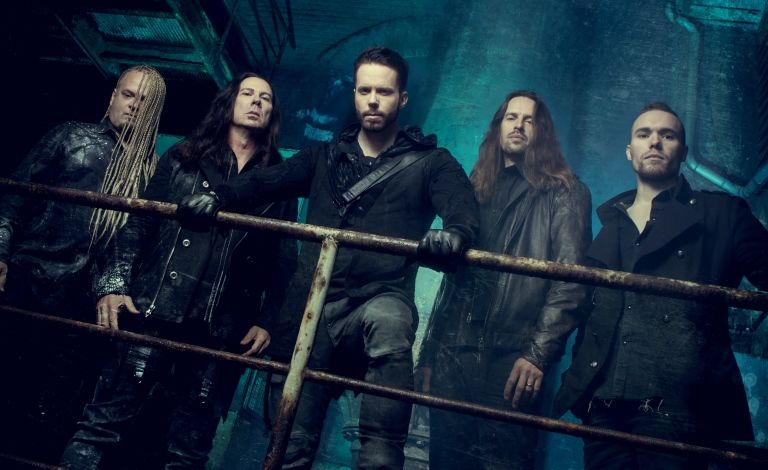 Nem Agency Presents: Kamelot (USA) & special guests -The Shadow Theory World Tour Liput