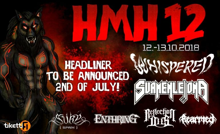 Heavy Metal Heart 12: Whispered, Enthring, Re-armed Liput