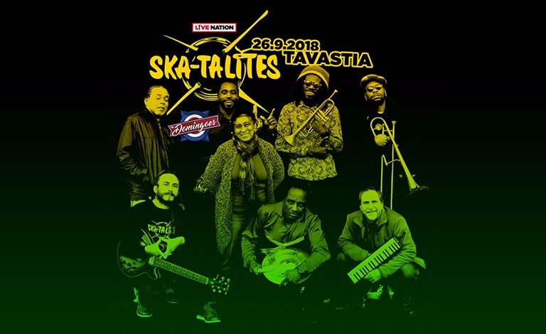 The Skatalites (JAM), The Domingoes Liput