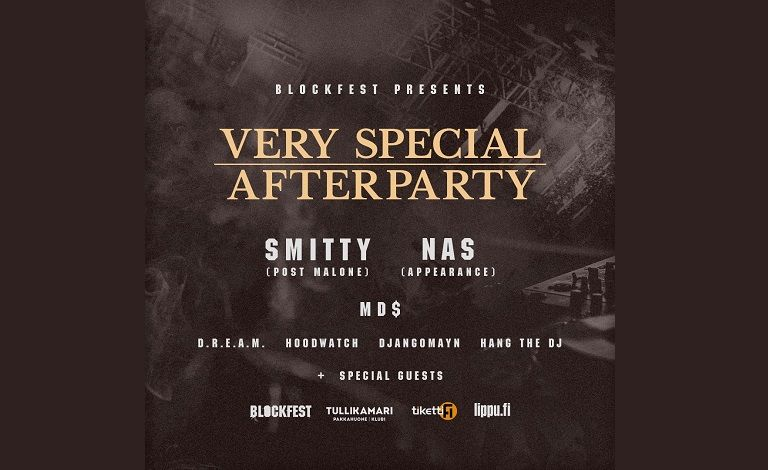 Blockfest Presents: Very Special Afterparty Liput