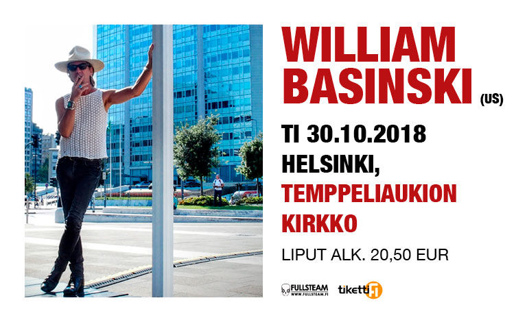 William Basinski (USA) Liput