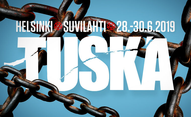Tuska Open Air Metal Festival 2019 Biljetter