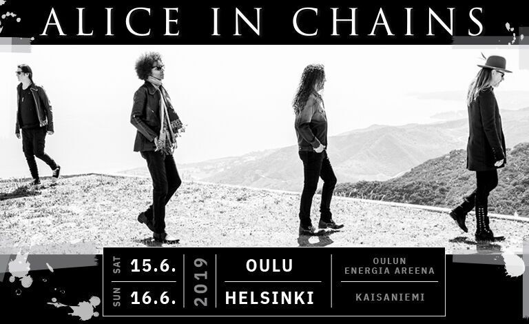 Alice In Chains (USA) Tickets
