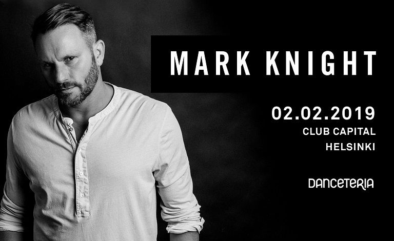 Danceteria presents: Mark Knight Liput
