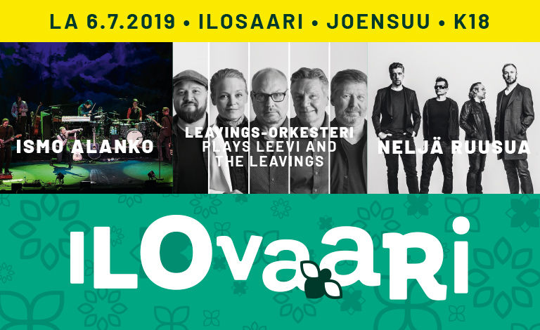 Ilovaari 2019 Tickets