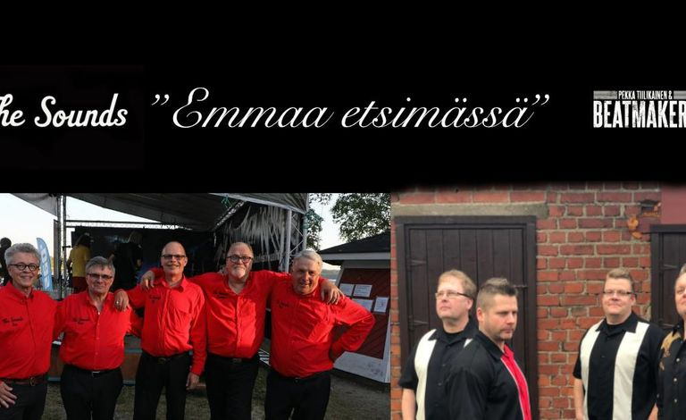 The Sounds, Pekka Tiilikainen & The Beatmakers Liput