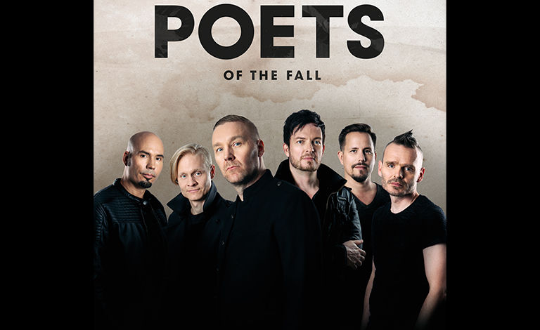 Poets of the Fall Liput