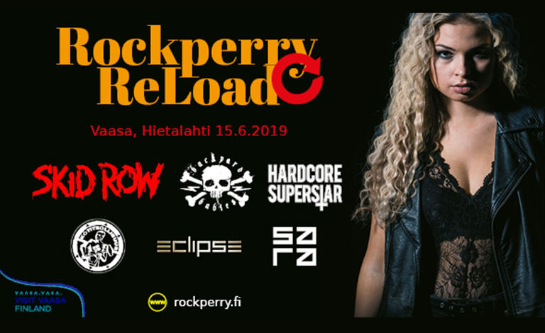 Rockperry ReLoad Liput