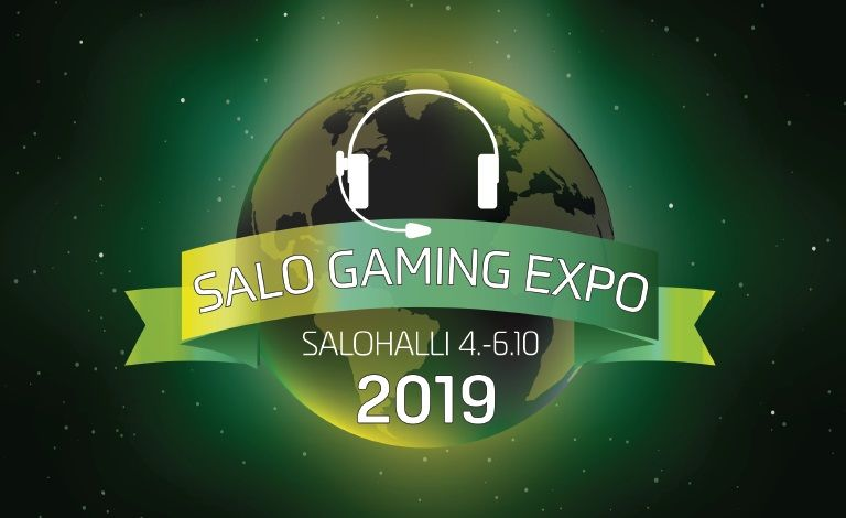 Salo Gaming Expo 2019 Tickets