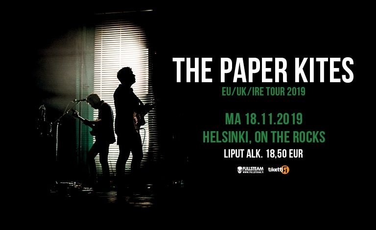 The Paper Kites (AU), Axel Flóvent Tickets