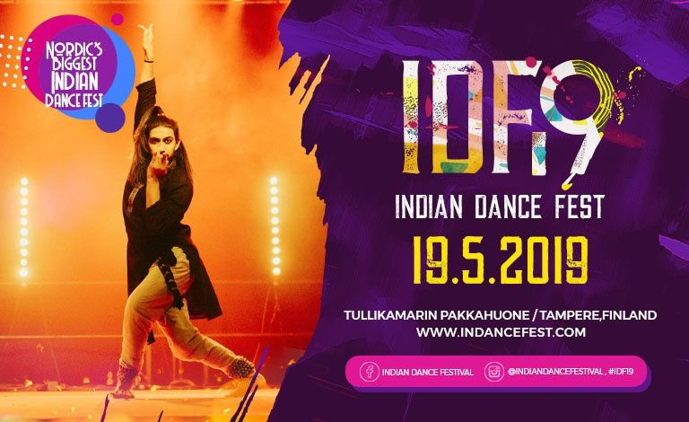 Indian Dance Festival - Show Night Liput