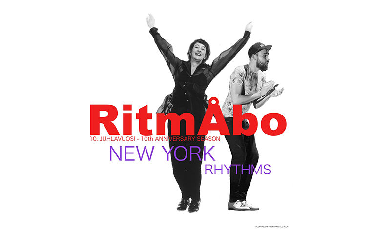 RitmÅbo - New York Rhythms Liput