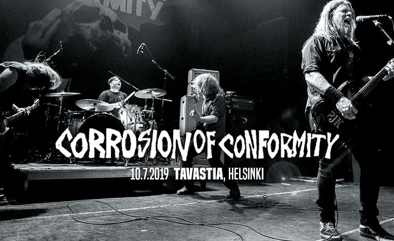 Corrosion Of Conformity (USA) Liput