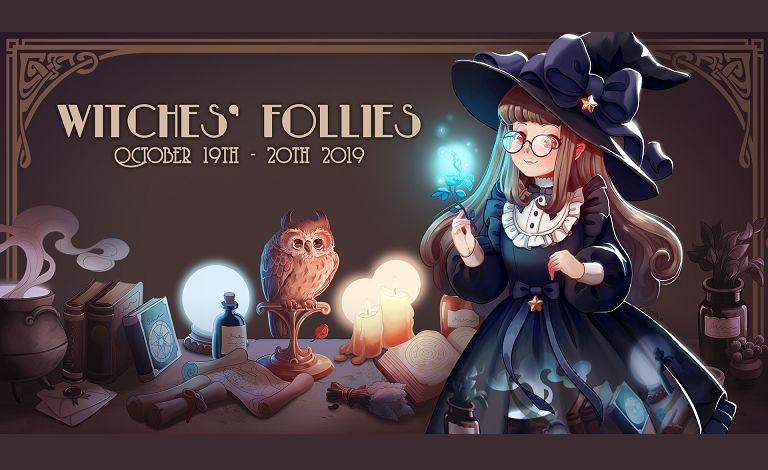 Witches' Follies Liput