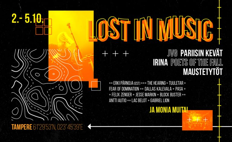 Lost in Music Festival 2019 Tickets
