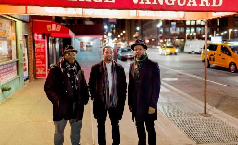 Jason Moran and The Bandwagon (USA) Liput