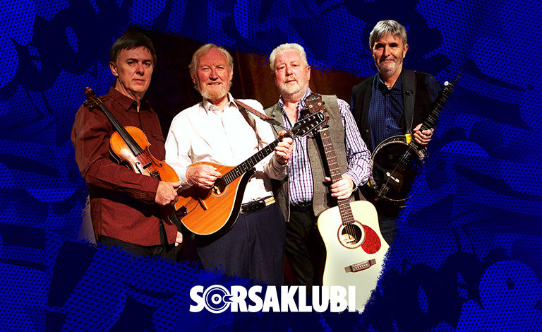 Sorsaklubi: The Dublin Legends - The Dubliners Liput