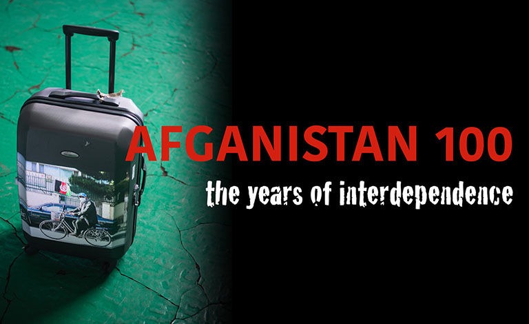 Afganistan 100 - the years of interdependence + Tell don't yell! -keskustelu Liput