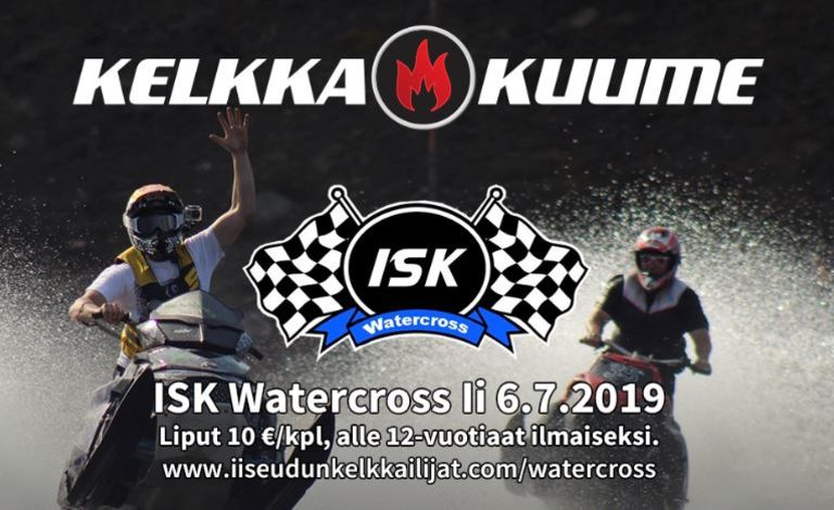 ISK Watercross Liput