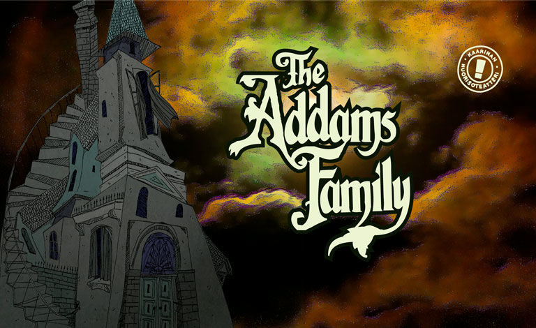 The Addams Family - Musikaali Biljetter