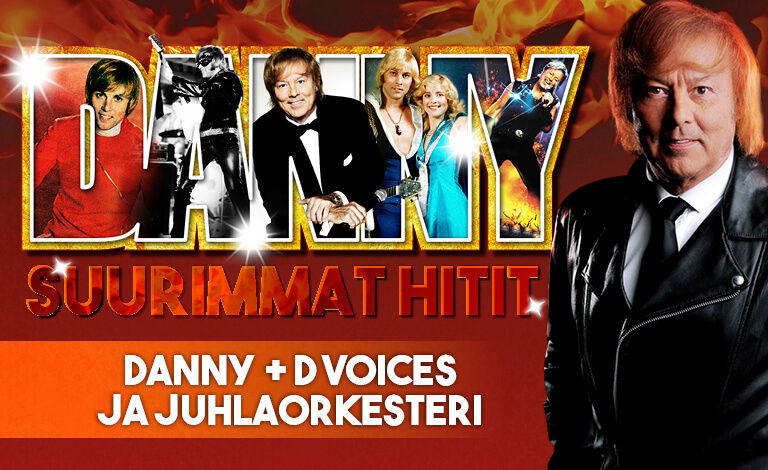 Danny & D Voices ja Juhlaorkesteri Tickets