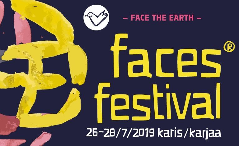 Face the Earth - Faces festival 2019 Tickets