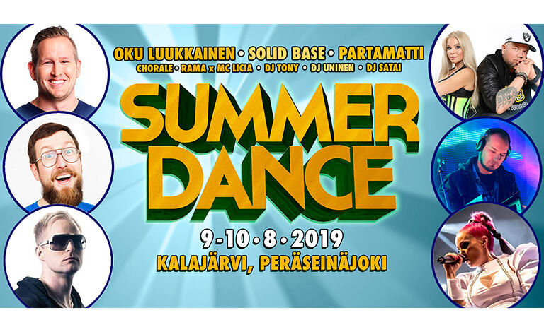 Summerdance 2019 Tickets