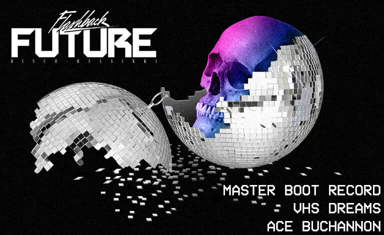 Flashback Future - Master Boot Record (486) & VHS Dreams (UK) Tickets