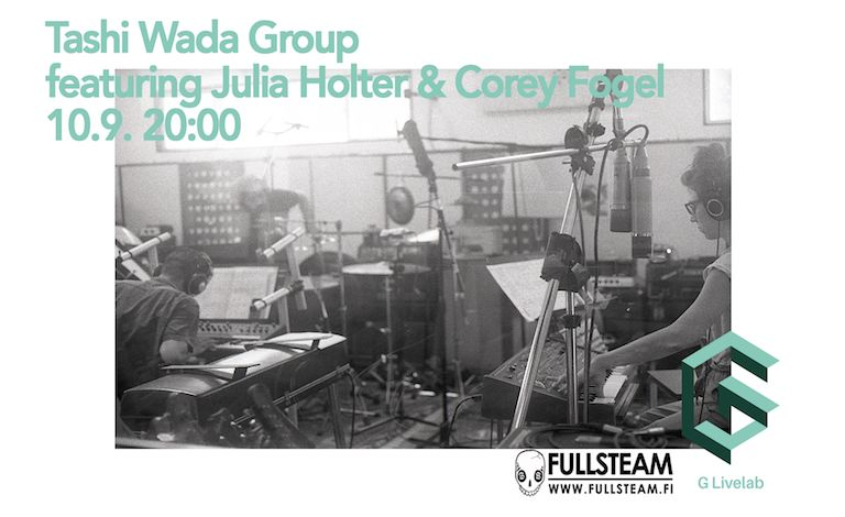 Tashi Wada Group featuring Julia Holter & Corey Fogel (US) Liput